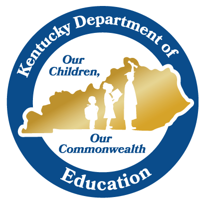 Kentucky Department of Education (KDE) Logo link