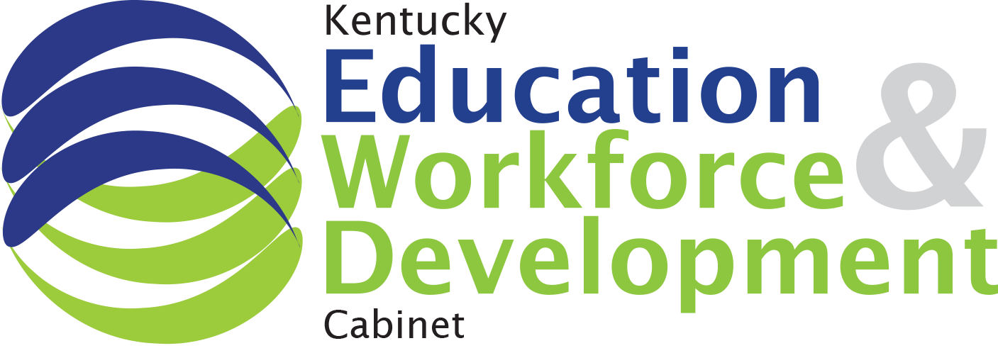 Kentucky Education and Workforce Development Cabinet Logo link
